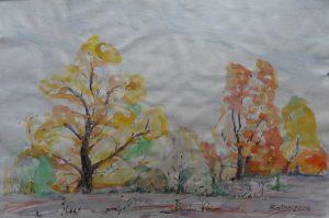 Ciepło jesieni