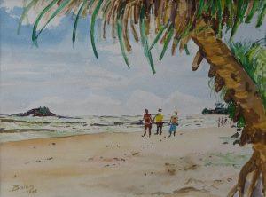 Cejlon - Wyspa