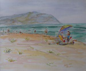 Italia - Włoska plaża