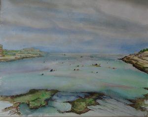 Malta - Kolory Morza