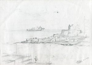 Malta - Samotny