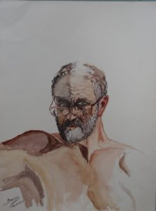 Autoportret-1991